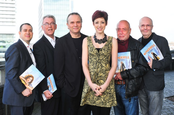 Kenny_wax_robert_robson_mark_elder_braham_murray_and_edward_seckerson_at_the_lowry_for_the_launch_of_wonderful_town
