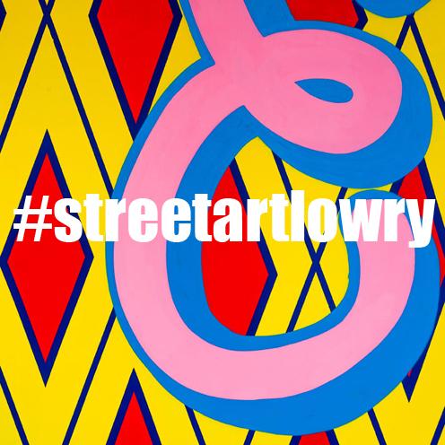 Be_streetartlowry
