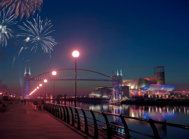 Opening Night Fireworks