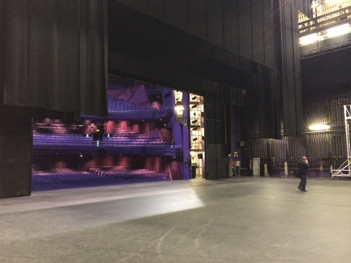 Lowry Stage