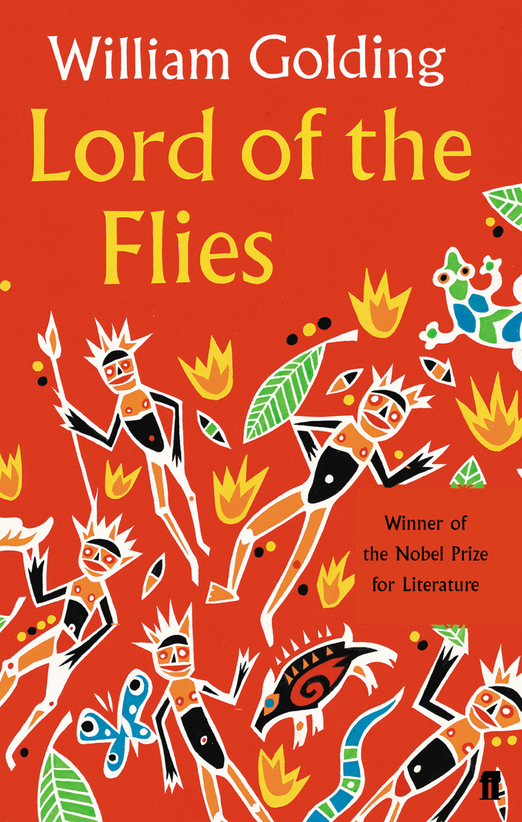 An overview of the strong characters in the novel lord of the flies by william golding