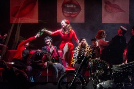 "Bachtrack: ""Opera North's La bohème still has plenty of sparkle"" * * * *"
