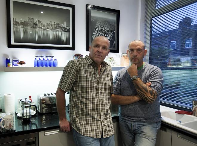 Paul & Jon