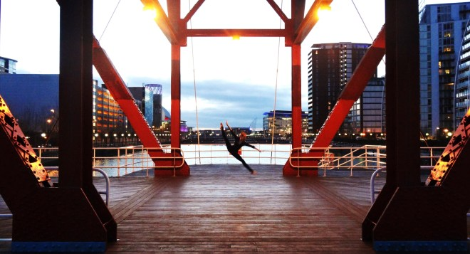 One of our initial winning #danceanywhere images