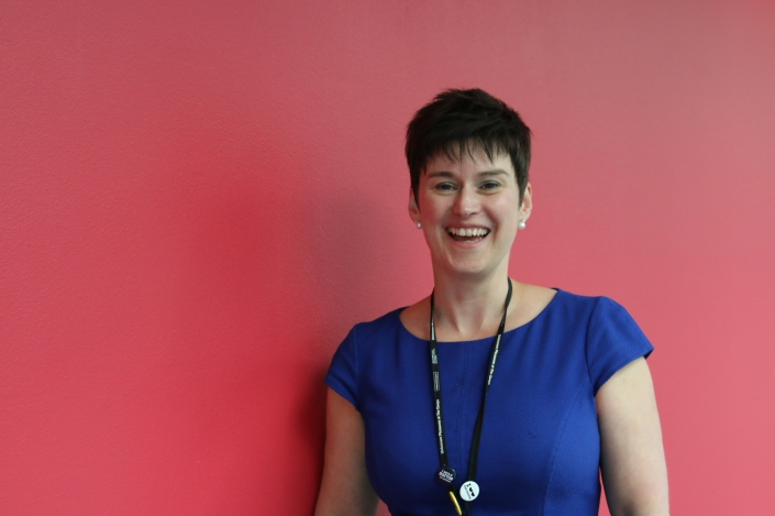 Gillian Sherwood, Head of Learning & Engagement at The Lowry.
