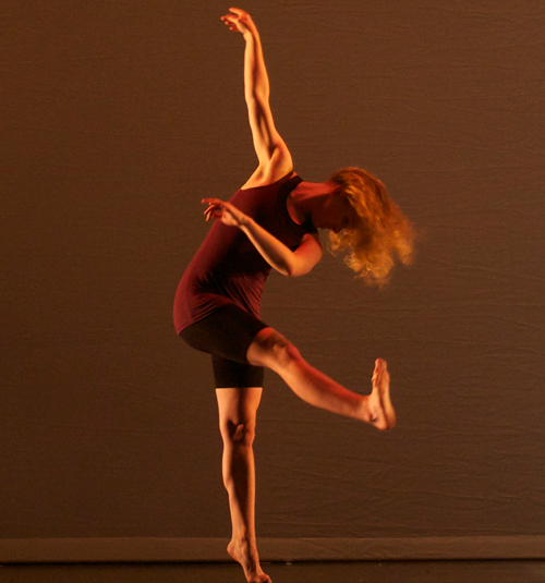 Photo credit: Brian Slater Dancer: Daisy Howell