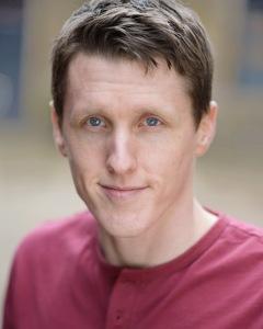 Adam Davies, Co-Artistic Director of Animikii Theatre