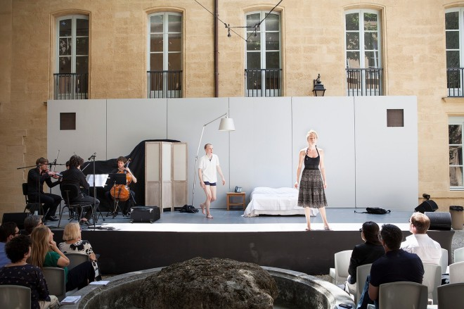 Ghost Opera at the Aix-en-Provence festival, June 2015