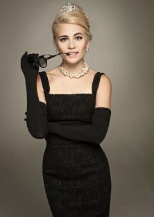 Pixie Lott as Holly Golightly 1 credit Uli Weber