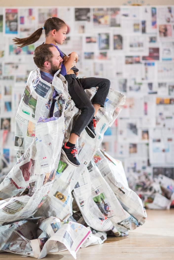 Fevered Sleep 'Men & Girls Dance' photo Benedict Johnson1