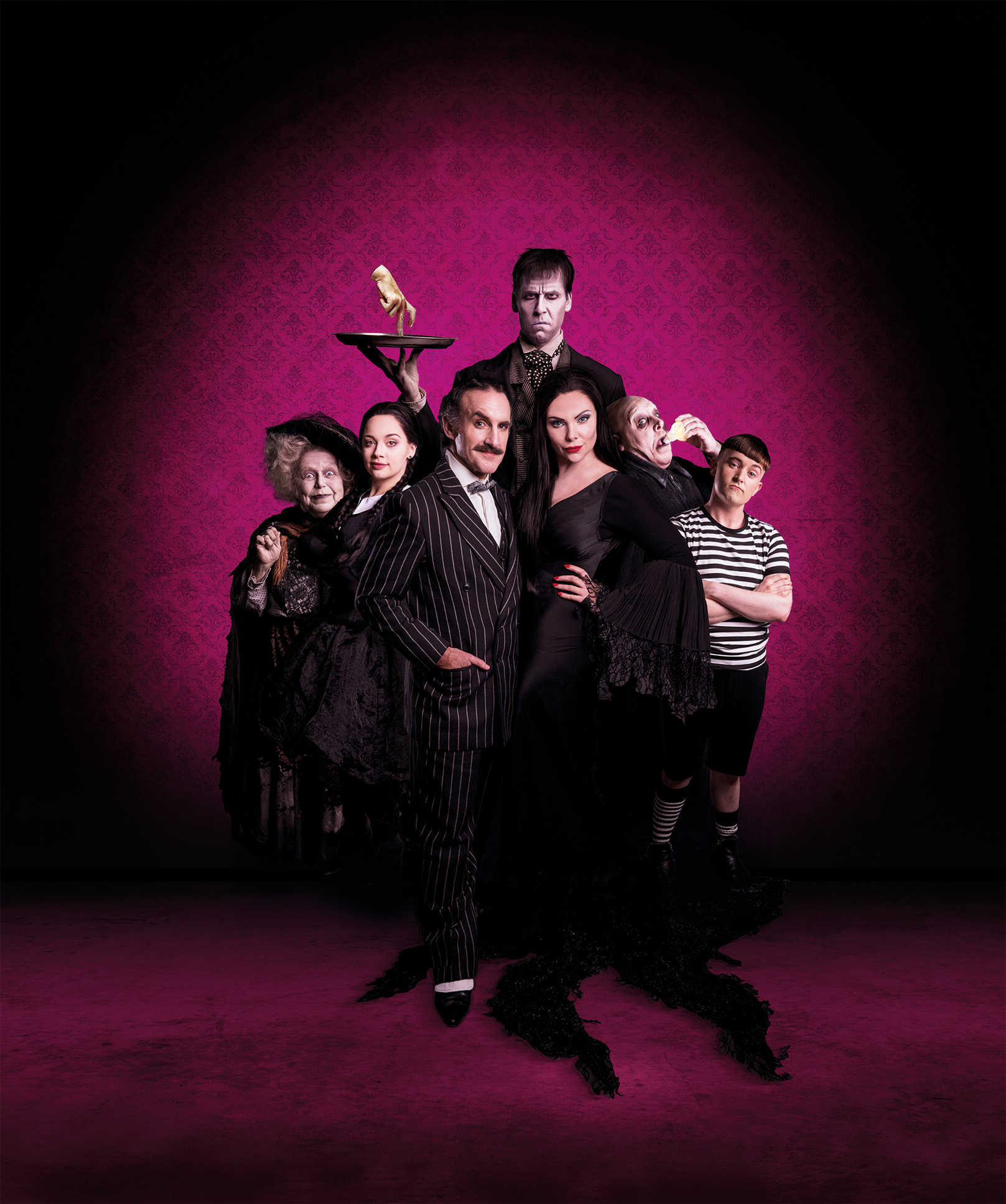 The Addams Family: Les Dennis Q&A