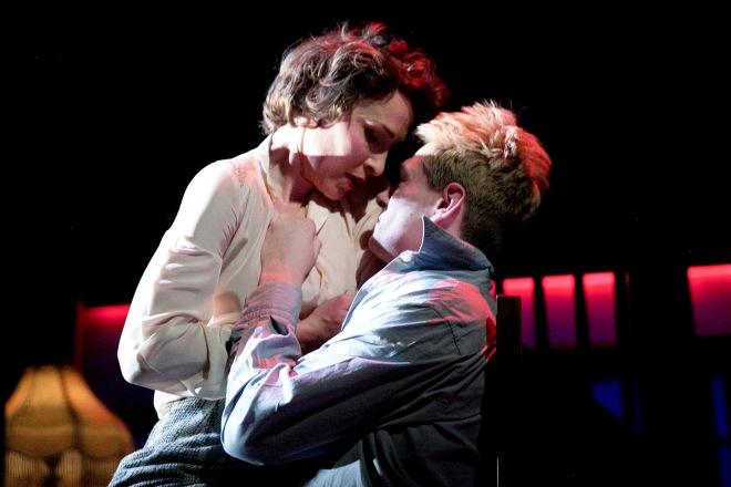 3 Love from a Stranger - Helen Bradbury and Sam Frenchum -701 photo by Sheila Burnett