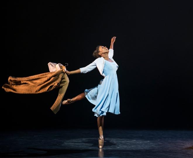 THE SUIT_BALLET BLACK, BARBICAN,Choreographer; CATHY MARSTEN