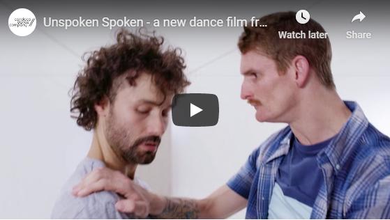 Candoco Dance Company: Unspoken Spoken