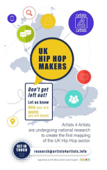 hip hop – a national mapping exercise