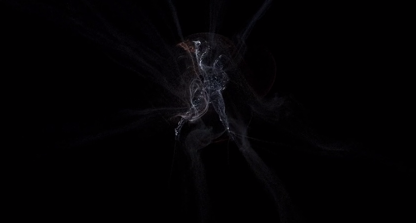 Chaotic Body 1: Strange Attractor