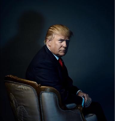 Nadav Kander on Donald Trump, Boy George and Tracey Emin